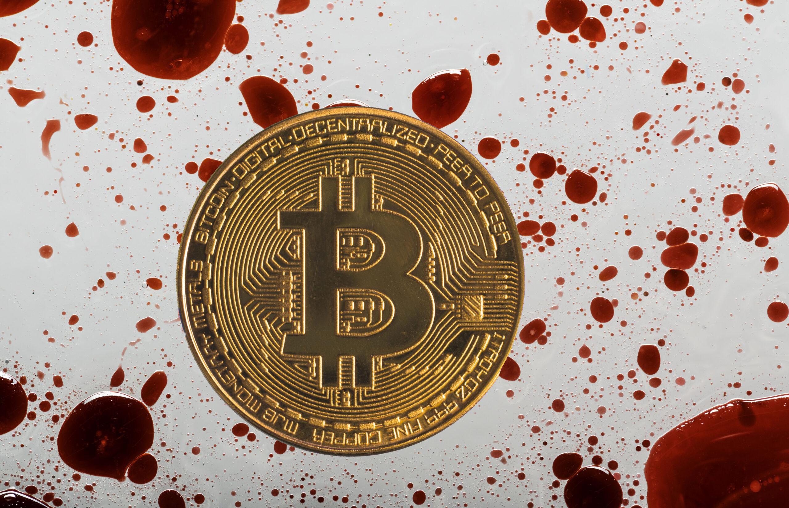 contrazione bitcoin donazione